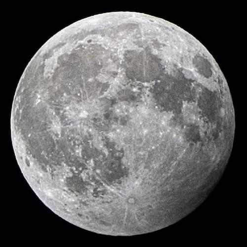 Full Moon, Vollmond
