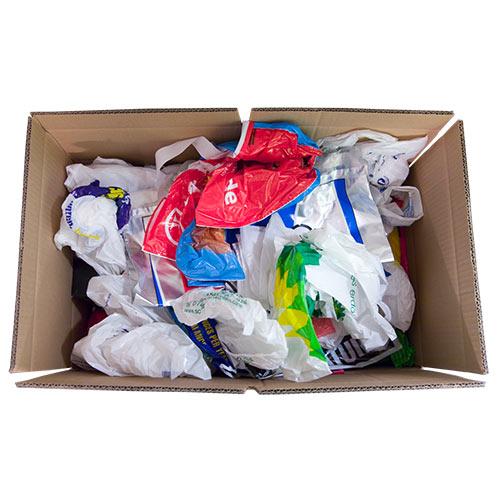 Umzugkiste, Müll