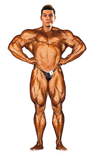 Kraftprotz, Muskeln, Fotomontage, Athlet, Body Builder, Kraftsport, Steroide