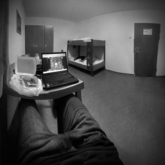 Jugendherberge, Doppelzimmer, 17qm