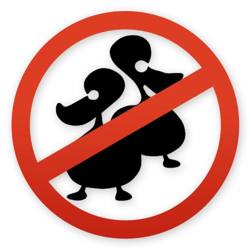 Keine NagNagzeptanz für Enten