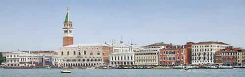 Venedigs Skyline