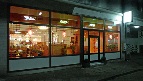 Ex-Café Miró (Jetzt ein Chinarestaurant)