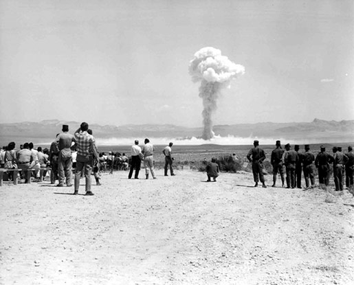 Nucleartest 1962