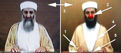 Vergleich Vorher-Nachher: Oswald Bin Laden