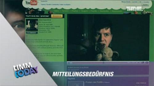 Screenshot aus dem Programm von Timm