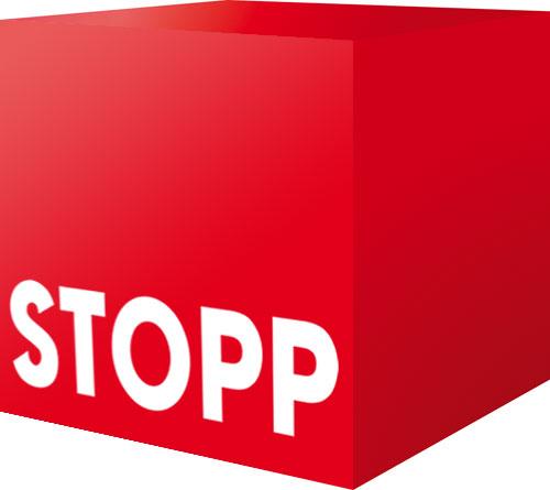 SPD Stopp!
