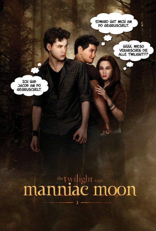 Twilight - new moon (manniac)
