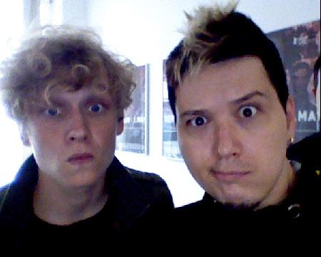 manniac und Matthias