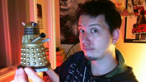 manniac mit Dalek