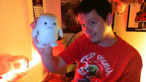 manniac mit Adipose (Doctor Who)