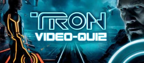 Das Tron Legacy Video-Quiz
