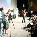 Videoday 2011: Christoph Krachten auf der Bühne
