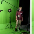 Greenscreen-Aufnahmen mit TomSka und Cinemates